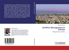 Bookcover of Conflicts Management in Schools