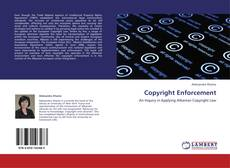 Copyright Enforcement kitap kapağı