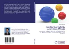 Bookcover of Hamiltonian Stability Analysis and Chaos