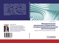 Copertina di Модернизация механизма управления газораспределительными организациями
