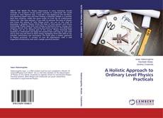 Buchcover von A Holistic Approach to Ordinary Level Physics Practicals