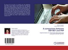 Buchcover von A comparison between ASP.NET and PHP