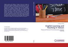 Bookcover of English Learning and Teaching in Taiwan