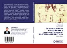 Portada del libro de Внутритканевое напряжение в сегментах опорно - двигательной системы