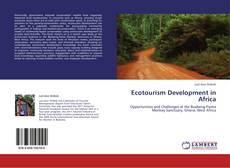 Обложка Ecotourism Development in Africa
