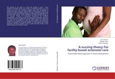 Bookcover of A nursing theory For facility-based antenatal care