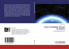 Capa do livro de From Forbidden Planet  to Solaris