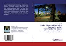 Bookcover of Productivity and Technical Change in Indian Manufacturing Sector