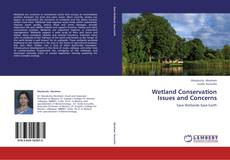 Bookcover of Wetland Conservation Issues and Concerns