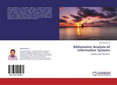 Bookcover of Bibliometric Analysis of Information Systems