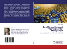 Buchcover von Basel Regulations And Operational Risk Management