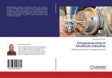 Entrepreneurship In Smallscale Industries的封面