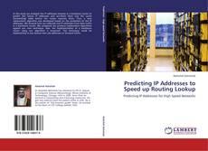 Portada del libro de Predicting IP Addresses to Speed up Routing Lookup
