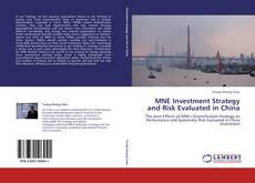 Bookcover of MNE Investment Strategy and Risk Evaluated in China