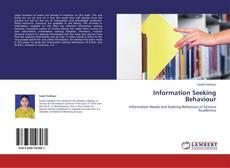 Bookcover of Information Seeking Behaviour
