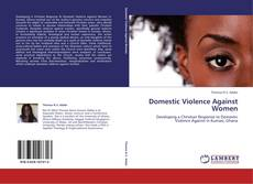 Bookcover of Domestic Violence Against Women