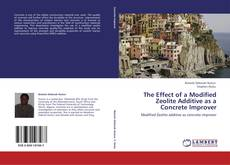 Обложка The Effect of a Modified Zeolite Additive as a Concrete Improver