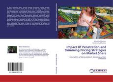 Couverture de Impact Of Penetration and Skimming Pricing Strategies on Market Share