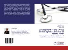 Обложка Development of the MVVSS and an optimal protocol to record VEMP