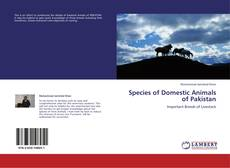 Bookcover of Species of Domestic Animals of Pakistan