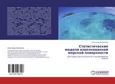 Bookcover of Статистические модели взволнованной морской поверхности