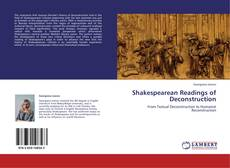 Bookcover of Shakespearean Readings of Deconstruction
