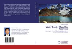 Обложка Water Quality Model for Reservoirs