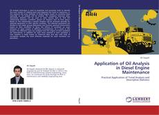 Couverture de Application of Oil Analysis in Diesel Engine Maintenance