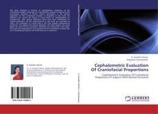 Cephalometric Evaluation Of Craniofacial Proportions kitap kapağı