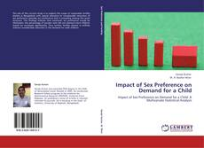 Bookcover of Impact of Sex Preference on Demand for a Child