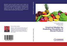 Обложка Empirical Models for Predicting Storability of Stored Produce