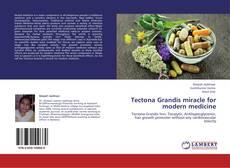 Portada del libro de Tectona Grandis miracle for modern medicine