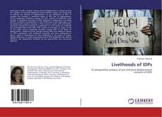 Bookcover of Livelihoods of IDPs