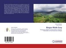 Portada del libro de Biogas Made Easy