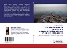Buchcover von Педагогический процесс в юридическом высшем учебном заведении