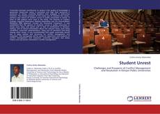 Bookcover of Student Unrest