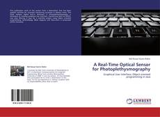 Buchcover von A Real-Time Optical Sensor for Photoplethysmography