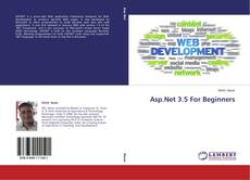 Bookcover of Asp.Net 3.5 For Beginners