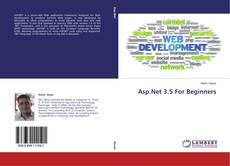 Copertina di Asp.Net 3.5 For Beginners