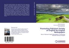 Bookcover of Promoting Pakistani Variety of English by English Newspapers