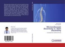 Bookcover of Microendoscopic discectomy vs. Open Discectomy