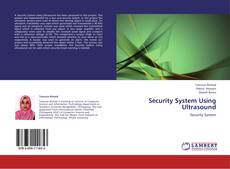 Copertina di Security System Using Ultrasound