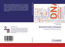 Portada del libro de Bacterial Lectins Database