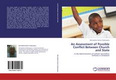 Bookcover of An Assessment of Possible Conflict Between Church and State