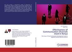 Обложка Effectiveness of Communication Channels Used in Kenya