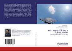 Bookcover of Solar Panel Efficiency Enhancement