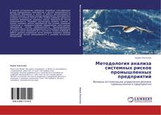 Bookcover of Методология анализа системных рисков промышленных предприятий