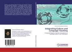 Integrating Culture and Language Teaching的封面