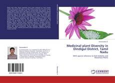 Buchcover von Medicinal plant Diversity in Dindigul District, Tamil Nadu