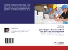 Buchcover von Dynamics of dissatisfaction and personal development